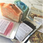 Soap, Scrub & Tub Tea Bath Soak Gift Box
