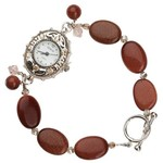 Custom made Joanna Beaded Bracelet Watch