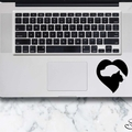 LAPTOP DECAL - Cat & Dog Heart