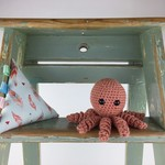 Octopus Softie | Wool | Bamboo | Gift Idea | Hand Crocheted | Ready to Post
