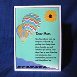'Dear Mum' Mother's Day Card