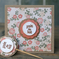 Mother's Day Card You're the Best Card + Cupcake Topper Ready to Post