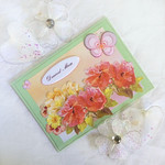 'Dearest Mum' Happy Birthday Card on Green