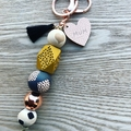 "The Red Essy ""Mum's the Word"" keyring!"