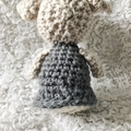 Mini Dobby the House Elf in Pillowcase - Harry Potter Inspired, Gift, Amigurumi