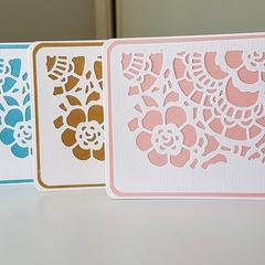Mini Cards - Set of 3