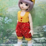 Summer Sun - 25-26cm Doll Clothes
