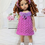 Sweet Treat - 33cm Doll Clothes