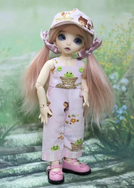Frog 'n' Squirrel - 25-26cm Doll Clothes
