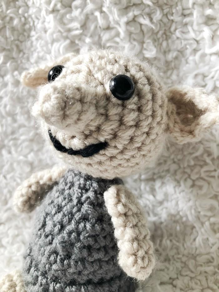 Mini Dobby the House Elf in Pillowcase - Harry Potter Inspired 96ce4adcb9c