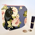 Cat coin purse, small change pouch