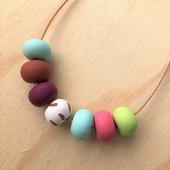 NORA 7 bead Necklace