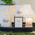 LARGE SOY CANDLE BLACK RASPBERRY