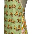 Metro Retro PUPPY DOGS or Cooking PROVERBS Vintage Tea Towel Apron.
