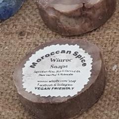 Winroc Moroccan Spice with Black Sea Mud