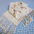 Ladies woven scarf