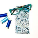 Liberty of London Fabric Glasses/Sunnies Case