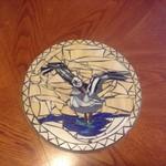 Mosaic Seagull
