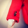 A duffel coat