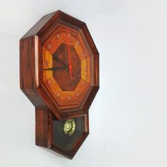 Hand made wall  clock