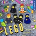 LEGO Finger Puppet Set