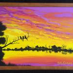 Original Painting 'Chit Chat'