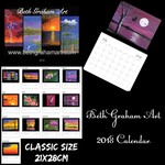 2018 Beth Graham Art Calendar