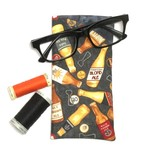 Beer Fabric Glasses/Sunnies Case