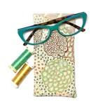 Aboriginal Fabric Glasses/Sunnies Case
