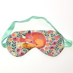 Fox Fabric Sleeping/Travel Eye Mask