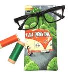 Kombi Fabric Glasses/Sunnies Case