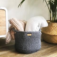 Crochet storage basket - XX Large