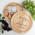 Custom made Cheese Board Wood, Personalised Cheese Board, Housewarming Gift,
