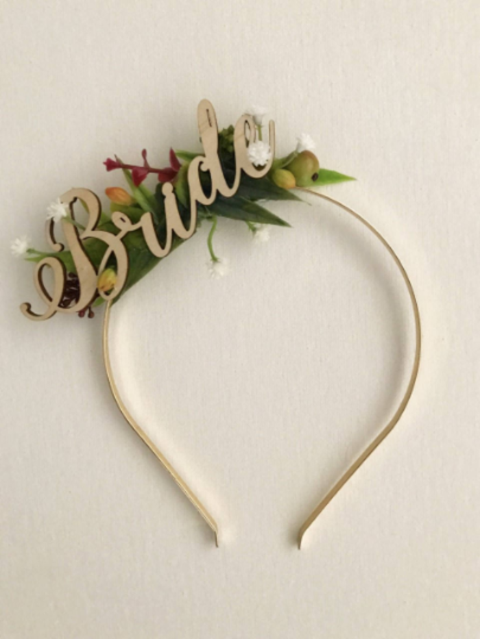 Bride to be Headband  09df2eb545f