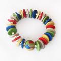 Melody – Polymer Clay Bracelet