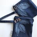 Leaf Pouch Bag