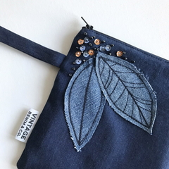 Leaf Pouch Bag