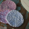 Make Up Remover Pads Cotton Reusable Face Pad Create a Pamper Pack