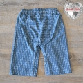 Baby Pants - Blue Arrows - Size 0 - 12 Months