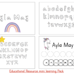 Educational Resource mini learning Pack