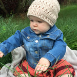 One for Everyone Beanie Crochet Pattern - Infant