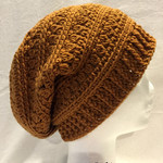 One for Everyone Beanie Crochet Pattern - Teenager/ Adult small