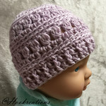 One for Everyone Beanie Crochet Pattern - Baby