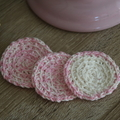 Make Up Remover Pads Scrubbies Face Create a Pamper Pack