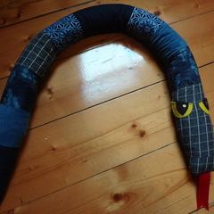 Draught Snake -Insulating Indigo Snake