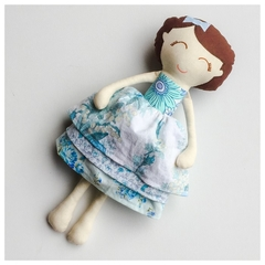 Skye Little Lady Fabric Doll