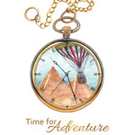 Time for Adventure ~ A4 Illustration Giclee Print | Wall Art