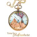 Time for Adventure Printable Illustration | Inspirational Wall Art | Nursery Art