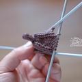 Echidna Knitting Pattern