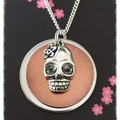 Candy skull Necklace.